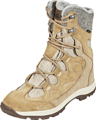 Jack Wolfskin Thunder Bay Texapore Winter Shoes High Cut Women sandstone UK 4,5